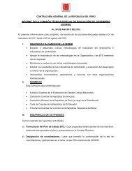 Informe CEDEIR al 30 de agosto 2012 - olacefs