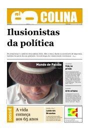 Depois dos 65 anos - Instituto Politécnico de Lisboa