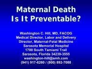 Maternal Death Is It Preventable Slides - Mead Johnson Nutrition
