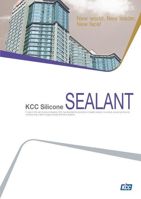 KCC Silicone SEALANT
