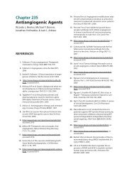 Chapter 235 Antiangiogenic Agents - McGraw-Hill Medical ...