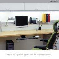 Access Rail Brochure - R & D Data Products