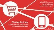 Closing the loop - IAB Community
