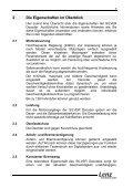 Handbuch SILVER– Decoder - Page 5