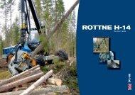 ROTTNE H-14 - dominga.lt