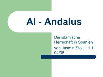 Al - Andalus - Carolus-Magnus-Gymnasium Ãœbach-Palenberg