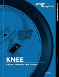 KNEE Simple, accurate and reliable
