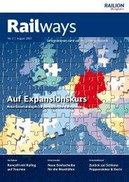 Auf Expansionskurs - DB Schenker Rail