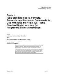 IEEE Std 488.2™-1992 - The IEEE Standards Association