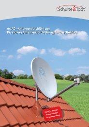 Flyer mv ad PDF öffnen - Dachdurchführungen von Schulte & Todt