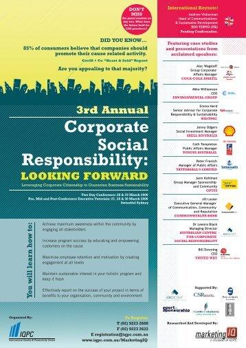 Corporate responsibilty PRESS 4 1-12-05.indd - ACCSR