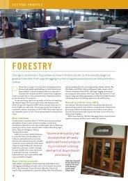 FORESTRY - Business Advantage International