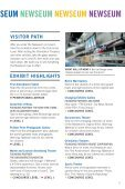 Newseum visitor guide pdf - Page 3