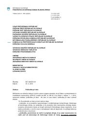 POŠKODBA PRI DELU - Ministrstvo za notranje zadeve
