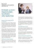 Nolla tapaturmaa -foorumin Uutislehti 3/2011 - Työterveyslaitos - Page 2