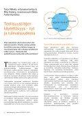 Nolla tapaturmaa -foorumin Uutislehti 3/2011 - Työterveyslaitos - Page 4