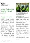 Nolla tapaturmaa -foorumin Uutislehti 3/2011 - Työterveyslaitos - Page 6