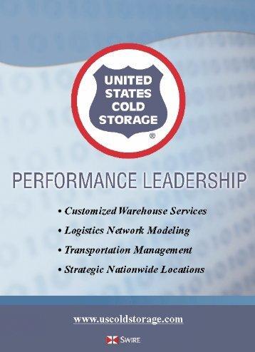 United States Cold Storage Inc.  sc 1 st  Yumpu & cooler and freezer space - United States Cold Storage