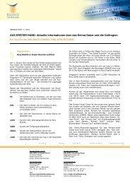Balance Newsletter 01-2010