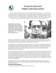 GJEP climate change statement.pdf - Global Justice Ecology Project