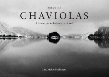 Chaviolas - Lars Müller Publishers