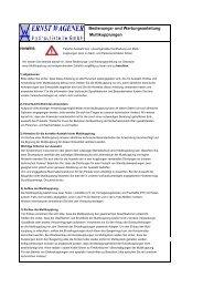 Bedienungs- und Wartungsanleitung Multikupplungen