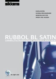 RUBBOL BL SATIN - Sikkens Shop