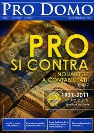 PRO DOMO iunie 2011.pdf - C.E.C.C.A.R. – Filiala Brasov