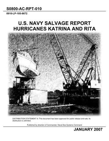 Hurricanes Katrina and Rita - U.S. Coast Guard
