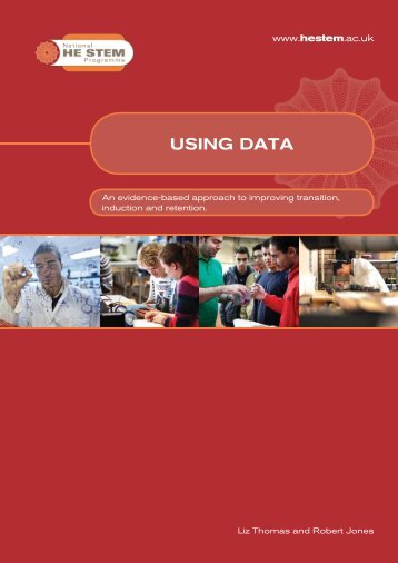 USING DATA - National HE STEM Programme