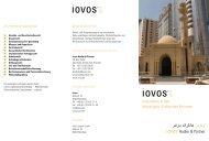Investieren in den Vereinigten Arabischen Emirate - iovos
