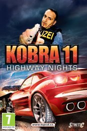 Kobra11 Highway Nights Manual C.pdf - TOPCD.cz