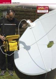 TEST REPORT Satellite Dish - TELE-satellite