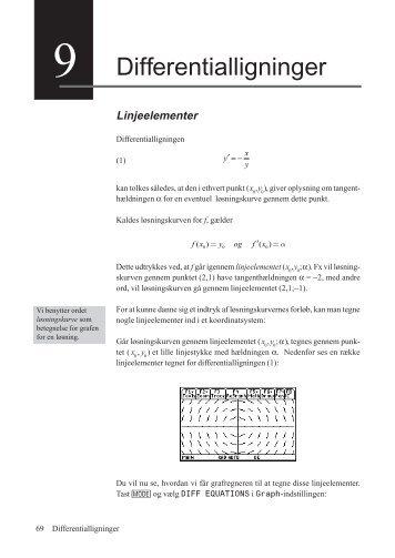 """Differentialligninger"" son pdf-fil (ca. 0,5 MB)"
