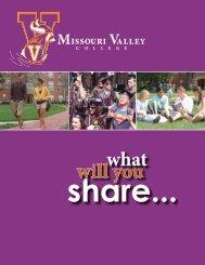 vbook for web lo res.pdf - Missouri Valley College
