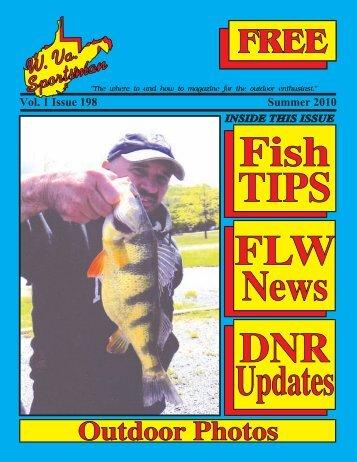 Summer 2010 Issue - Wvasportsman.net
