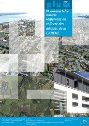 réglement de collecte des déchets de la CARENE - Saint-Nazaire