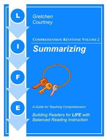 02 Summarizing Keystone Sample