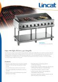 Download Opus Gas Chargrill Brochure - Page 2