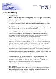 PM mps Stadt Olfen - PresseBox