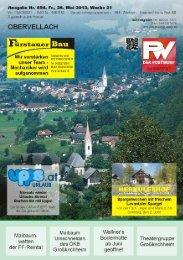 Ausgabe 24. Mai 2013 - Colist.eu