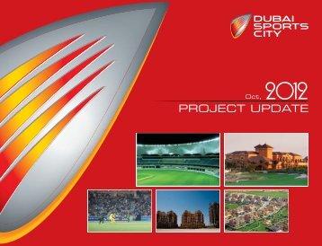 PROJECT UPDATE - Dubai Sports City