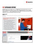 VIP UPGRADE OFFER! - Wurth USA - Page 2
