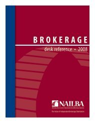 BROKERAGE - Nailba