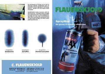 Info 27 SprayMax.indd - C. Flauenskjold A/S