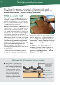 Roofers' Guide to Underslating Membranes - IKO - Page 4