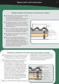 Roofers' Guide to Underslating Membranes - IKO - Page 5