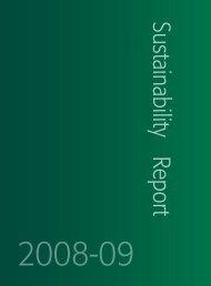 可持續發展報告 - The Hong Kong General Chamber of Commerce