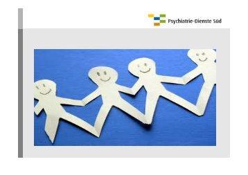 Dokument zum Referat - Psychiatrie-Dienste Süd