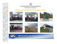 Los Santos Informe de Actividades (metas y logros, Mayo 2013)